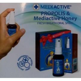 MDACTIVE蜂蜜&蜂膠噴霧劑 30 ml Fresh Breath Oral Spray 美協會員八折