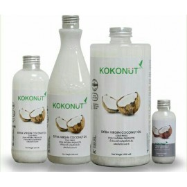 250ml-KOKONUT 冷壓初榨頂級椰子油 美協會員八折