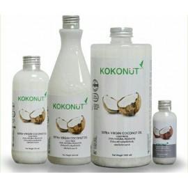250ml-KOKONUT 冷壓初榨頂級椰子油 美協會員65折