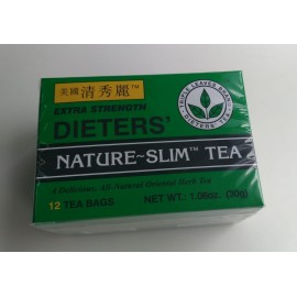 清秀麗瘦身茶(加強版) NATURE SLIM TEA (EXTRA STRENGTH)